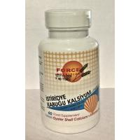Force Nutrition Oyster Shell Calcium+Vitamin D 60 Tablet