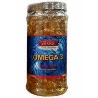 Vitapol Omega 3 200 softjel