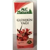 Alc Naturel Gliserin Yağı 50 ml