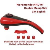 Nordmende NRD 91 Duble Masaj Aleti Çift Başlıklı